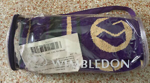 Mens Championships Wimbledon 2009 Official Towel Never Opened or Used Brand New
