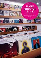 RARE GROOVE A TO Z 3rd edition BOOK FUNK SOUL JAZZ LATIN BRAZIL ROCK!!! w/Track#
