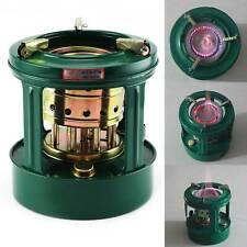 Mini Handy Outdoor Pocket 8 Wicks Kerosene Stove Burner Camping Oil Heaters
