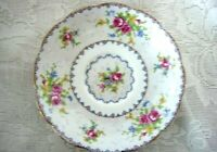 DOULTON ROYAL ALBERT Petit Point Fine China Saucer/Cup Plate - Made in England