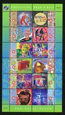 Australia   1998   Scott #1662    Mint Never Hinged Souvenir Sheet