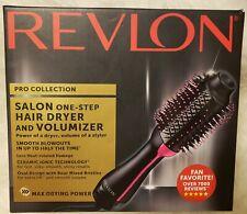 New Revlon One Step Hair Dryer and Volumizer