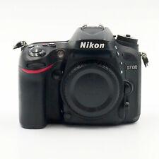 Nikon D7100 24.1 MP SLR-Digitalkamera - Schwarz (Nur Gehäuse) - gebraucht