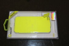 IPHONE 5C CASE BY MUVIT QUALITY HI VIS FLIP  / CASE BUY ONE GET ONE FREE!!!!!!