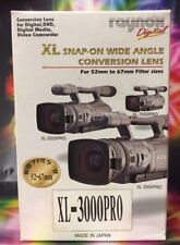 Raynox XL-3000 PRO 0.3x Semi-Fisheye Ultra Wide Angle Lens 52 55 58 62 67 mm