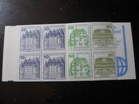 BERLIN GERMANY Mi. #MH 13 mint MNH stamp booklet! CV $20.50