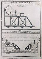 Assemblée Nationale en 1789 Rarissime Gravure de la Révolution Française Paris