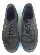 MEPHISTO RUNOFF Men's Lace up Brown/Black Shoes Size US 8