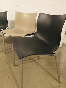 4x Design Stuhl Philippe Starck for Driade, Made In Italy