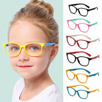 Kids Anti-blue Rays Glasses Children Radiation Protection Computer Goggles New