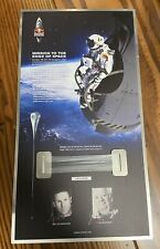 Red Bull Stratos Presentation Plaque & Flown Balloon Fragment - Limited Edition