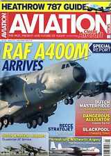 Aviation News 2015 January A400M,Vengeance,Kamov Ka-52,Blackpool,RB-47,Jaguar