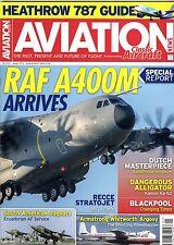 Aviation News Magazine 2015 January A400M,Vengeance,Kamov Ka-52,Blackpool,RB-47
