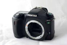 PENTAX Pentax ist DS 6.1MP Digital SLR Camera - Black (Body Only)