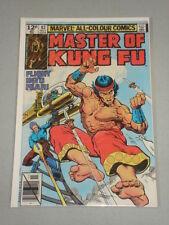 MASTER OF KUNG FU #82 VOL 1 MARVEL COMICS NOVEMBER 1979