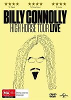 Billy Connolly - High Horse Tour Live : NEW DVD