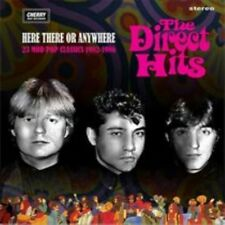 The Direct Hits - Here There or Anywhere 23 Mod Pop Classics 19821986 CD