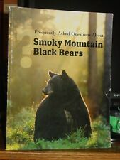 Frequently Asked Questions About Smoky Mountain Black Bears, Diet Hibernation