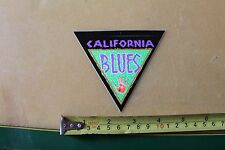 New listing California Blues 80's Neon Skateboard Surfboards Misc So Cal Surfing Sticker