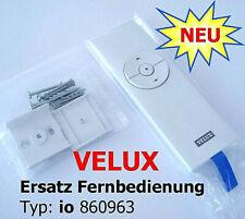 Velux homecontrol Fernbedienung IO Typ 860963, incl. Wandhalterung,