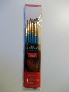 Petalum Pinselset Malen K/ünstlerpinsel Set Aquarell Acryl /Ölgem/älde Profesionell K/ünstler Pinsel Set Flach Rund Pinsel Brushes balu schwarz