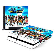 Skin Decal Cover Sticker for Sony PlayStation 4 PS4 - All-Stars Battle Royal