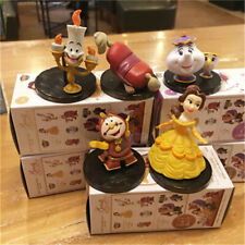 Collectable Figure BEAUTY AND THE BEAST ALL 5pcs set