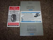 1997 Mazda B-Series Truck User Guide Owner Manual B2300 SE B4000 SE 4.0L V6 2.3L