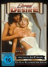 ANITA/MOORE,URSULA/MARTINI,LEA BLOND - ETERNAL DESIRE  DVD NEU