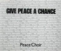 Peace Choir (Peter Gabriel, Cyndi Lauper, Yoko Ono..) Give peace a c.. [Maxi-CD]