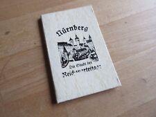 Deutscher Taschenspiegel Nürnberg German Mirror Wehrmacht WW2 WK2 WWII WH 1937