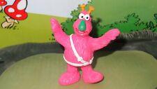 "Sesame Street HONKER Vintage Rare Jim Henson Muppets 3"" Tara 1980's Figurine #1"