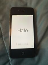 Apple iPhone 4s - 32GB - Black (EE) Model A1387 - With Box