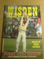 WISDEN - HICK'S SPREE - July 1988 Vol 10 #2