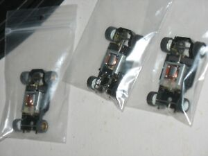 new 3 Tyco HP7 chassis   take offs