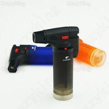 1300° Cohiba Black Welding Gun Torch Jet Flame Cigarette Cigar Lighter With Lock