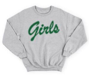 Girls (Green) Friends Jumper Sweatshirt Retro Rachel Green 90's Vintage Monica