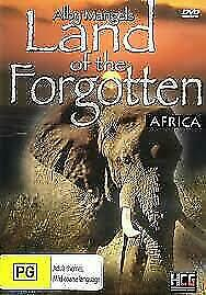 Alby Mangels DVD Land Of The Forgotten Africa - Documentary Zululand Himba Tribe