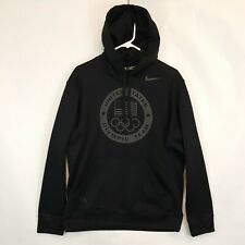 Nike United States Olympic Team USA Hoodie Sweatshirt Sz S Player Issue 2012