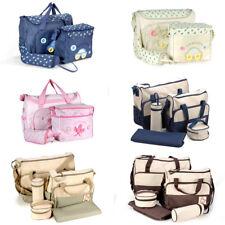 Baby Changing Diaper Nappy Shoulder Bag Mummy Handbag Multi-Function