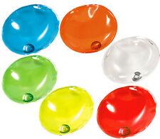 Set of 5 Transparent/Colours Reusable Heat Pads/Hand Warmers.Skiing/Handwarmer