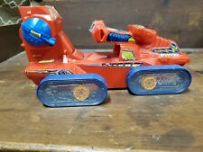 MASTERS OF THE UNIVERSE HE MAN ATTAK TRAK LOOSE ACTION FIGURE TOY VEHICLE TAIWAN