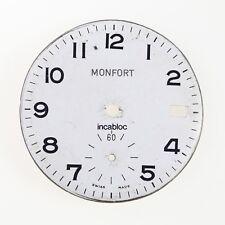 UNITAS 6380 : Quadrante - Dial       29,5 mm