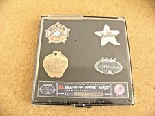 2008 NY Yankees All-Star Games historical 4-pin set