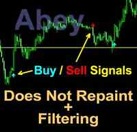 Forex  Super Arrow Signals Indicator with Buy/Sell Alerts - MT4 (OFFER)