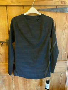 Mens Adidas Alphaskin long sleeve top size medium, new with tags