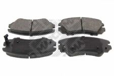 MAPCO 6735 Bremsbelagsatz passt für Hyundai Elantra XD