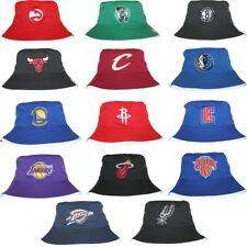 New Era NBA NE16 Train Bucket Hat Cap with Reflective Piping One Size Tam Colors