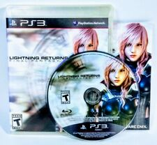 New listing Lightning Returns: Final Fantasy Xiii 13 (PlayStation 3 Ps3) Complete Tested
