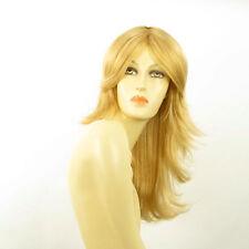 Parrucca donna lunga biondo chiaro dorato ZOE LG26